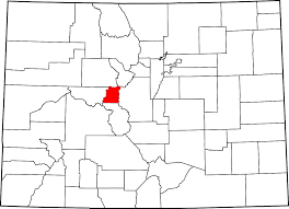 Western Colorado Map by Lake County Colorado Wikipedia