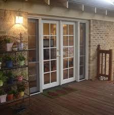 Install French Doors Exterior - innovative french style patio doors patio door installation