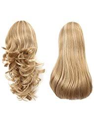 clip on ponytail clip and ponytail hair extensions extensions wigs