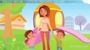 Kindergarten Teacher Assistant Job Description How To Become A Certified Preschool Teacher