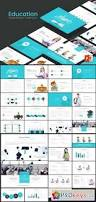 education powerpoint template free download photoshop vector