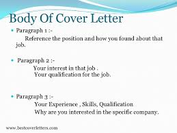 one paragraph cover letter 28 images ideas of closing