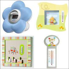 thermometre de chambre bébé thermomètre chambre bébé déco famille et bébé