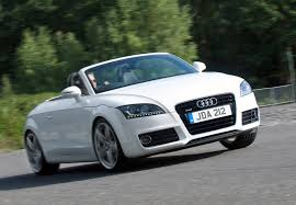 audi tt roadster review 2007 2014 parkers