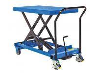 beacon world class portable scissor lift mobile lift tables