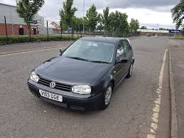 1999 volkswagen golf se 1 6 petrol 5 door mot june 2018
