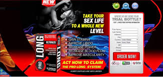 male health products free trials mens offer pro long male