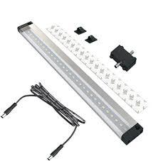 led under cabinet lighting 3000k eshine 12 inch led under cabinet lighting bar panel no ir sensor