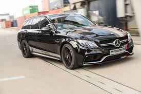 mercedes c63 wagon 612ps mercedes amg c63 s wagon by performmaster dpccars