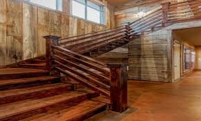 Wooden Stair Banisters Twig Beds Rustic Wood Stair Railings Wood Stair Railing Designs