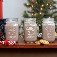 personalized christmas gifts christmas themed mason jar giftsforyounow