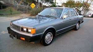 nissan maxima youtube video 1982 datsun maxima nissan 6 cyl 240z 1 owner 81k orig miles video