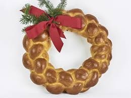 Holiday Wreath Brioche Holiday Wreath Eli Zabar