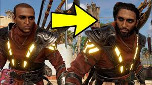 hoods haircutgame assassin s creed origins tips how to change hairstyle beard ac