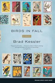 birds in fall a novel brad kessler 9780743287395 amazon com books