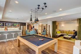 the hesby multi use club room bar game room lounge