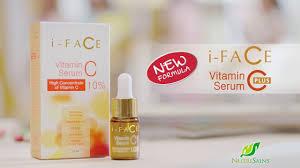 Serum Vitamin C Wajah gunakan i vitamin c serum dan nourish sun screen pada pagi