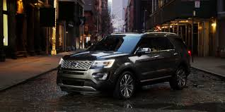Ford Explorer 2016 - ford explorer to star in new u0027gotham u0027 content ford authority
