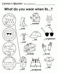 Kindergarten Weather Worksheets 70 Best καιροσ Weather Images On Kindergarten Weather