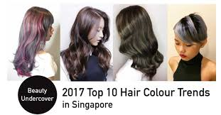 whats the trend for hair top 10 hair colour trends to try in 2017