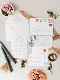 Rolling Wedding Invitation Cards Blog Pink Champagne Paper Invitations U0026 Stationery