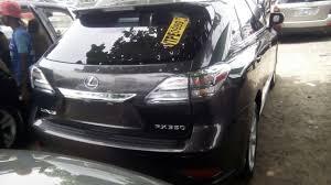 lexus cars in nigeria clean sharp 2011 lexus rx 350 price call autos nigeria