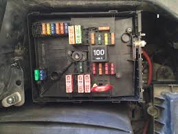 2009 jetta tdi gloplug module fuse box issue tdiclub forums