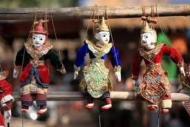 string puppet string puppet dolls myanmar travel holidays by insight