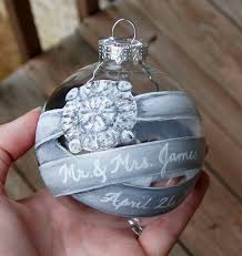 50 cutest ornaments engaged married emmaline