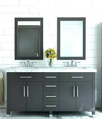 Contemporary Bathroom Storage Cabinets Fascinating Modern Bathroom Vanities And Cabinets Bathgems In