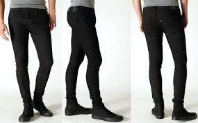 Meme Pants - tight jeans for men china tight ankle sliver foil blue wash tapered