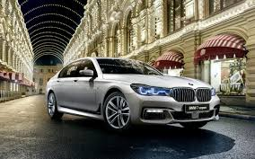 2017 bmw m7 7 series xdrive wallpapers hd wallpapers