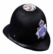 english bobby helmet keystone hat hard plastic halloween