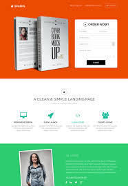 best 18 landing page bootstrap theme roundup