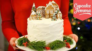 alternative double chocolate forest fruit christmas cake recipe