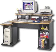 Bush Computer Desks Bush Computer Desk Hm97410 Best Buy