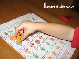 which one is different worksheets for preschool and kindergarten