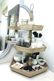 Bathroom Countertop Storage Countertop Shelves Bathroom Bathroom Storage Counter Organizer