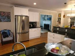 cabinet refacing white shaker kitchen tallahassee white shaker kitchen cabinet refacing tallahassee