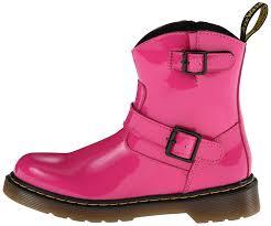 lace up biker boots ladies dr martens dr marten u0027s lydia unisex child biker boots girls