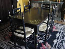 Dark Dining Room Dining Room Antique Dark Wood Table With Old Masters Gel Stain