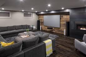 spectacular basement retreat contemporary basement ottawa
