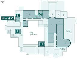 Met Museum Floor Plan by Tokyo Metropolitan Teien Art Museum Visit