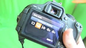 tutorial fotografi canon 600d canon t4i 600d tutorial overview settings functions youtube