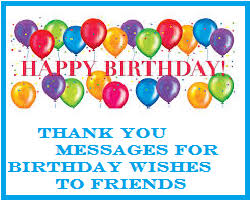 sle thank you messages for birthday wishes on