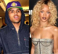 report chris brown helps rihanna celebrate 24th birthday
