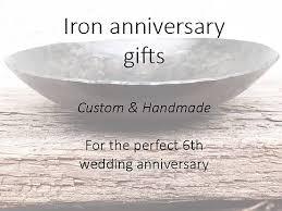 iron wedding anniversary gifts home iron anniversary gifts