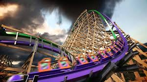 Six Flags Discovery Kingdom Discounts The Joker Hybrid Roller Coaster Teaser Pov Six Flags Discovery