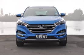 hyundai crossover 2016 hyundai tucson crdi elite 2016 new car review trade me