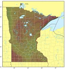 Minnesota Topographic Map Minnesota Relief Map U2022 Mapsof Net